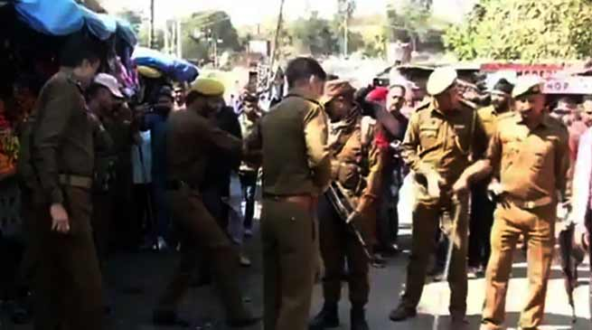 Grenade Blast at Jammu bus stand, 1 killed, 26 injured