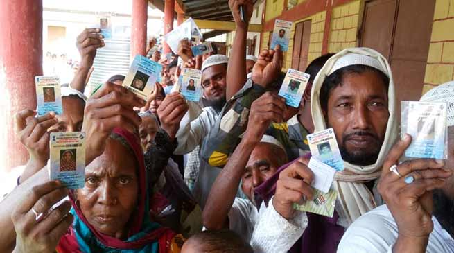Assam: Voting ends peacefully in Hailakandi, 71 per cent voter turnout recorded