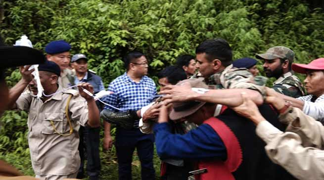 Nagaland: 2 Assam Rifle Jawan killed in an ambush in Mon dist