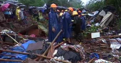 Mumbai wall collapse: 16 people dead, 13 injured