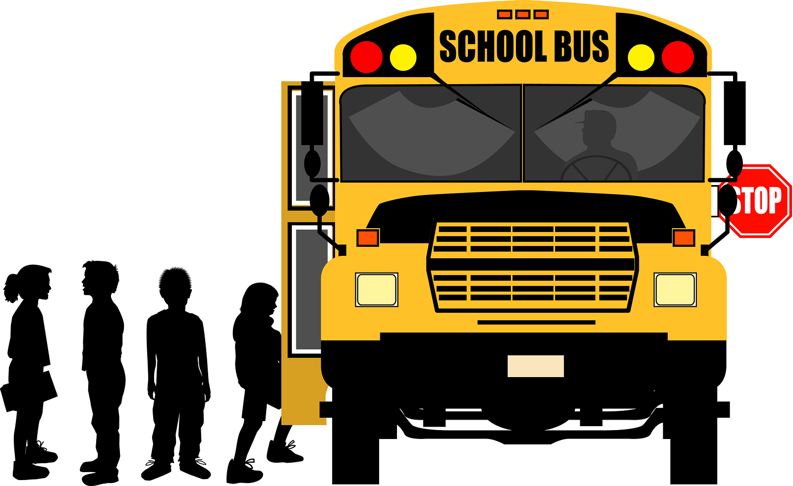 Opinion Safety For Kids Outside The School Bus