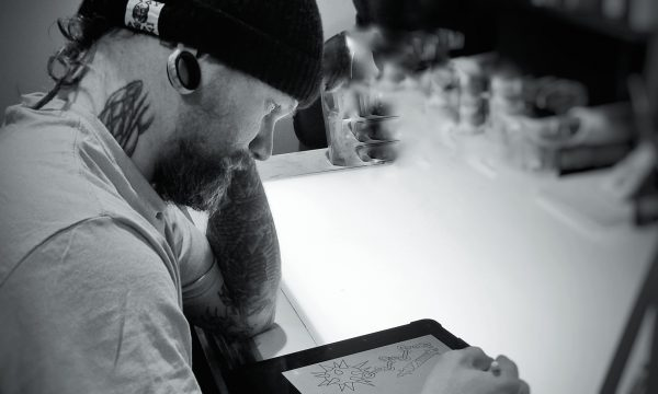 Seth Fellows Tattoo Artist Northeast Tattoo
