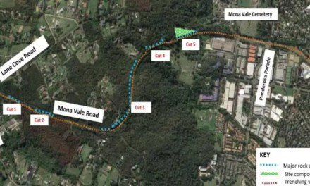 Mona Vale Road closure