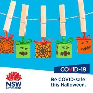 COVID-safe Halloween