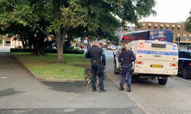 Manhunt in Manly