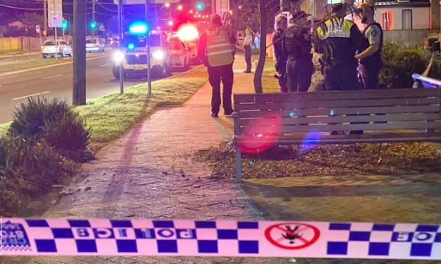 Charges over stabbing
