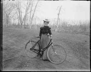 Bicycling Through the 1800s in Fort Collins