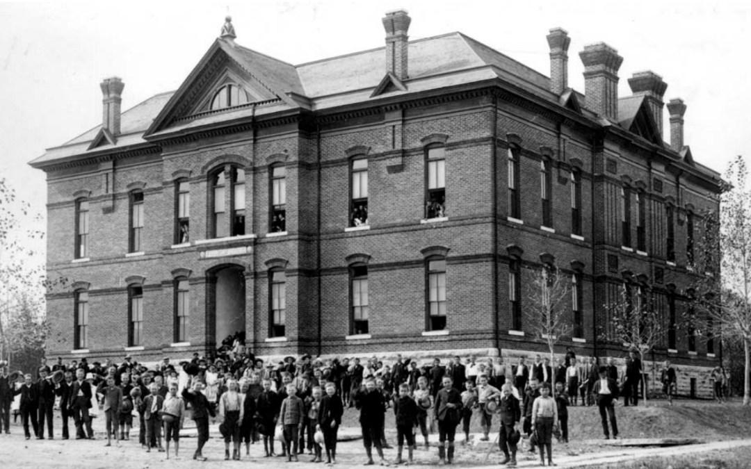The earliest schools of District #5 – Fort Collins