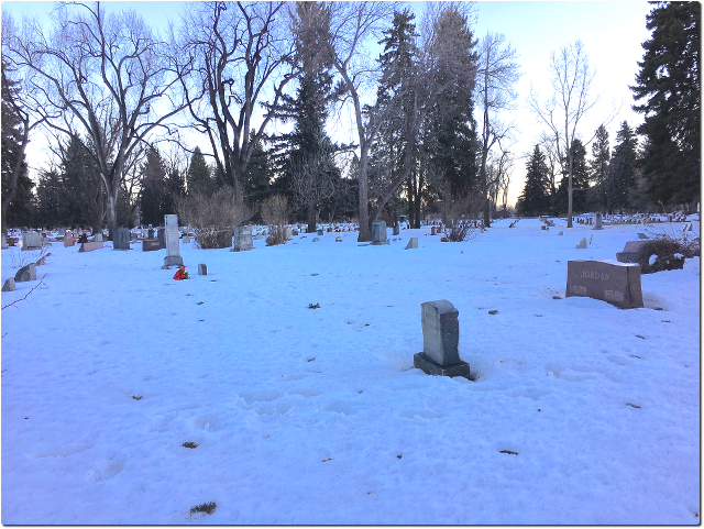 Finding Hattie Hicks at Grandview Cemetery