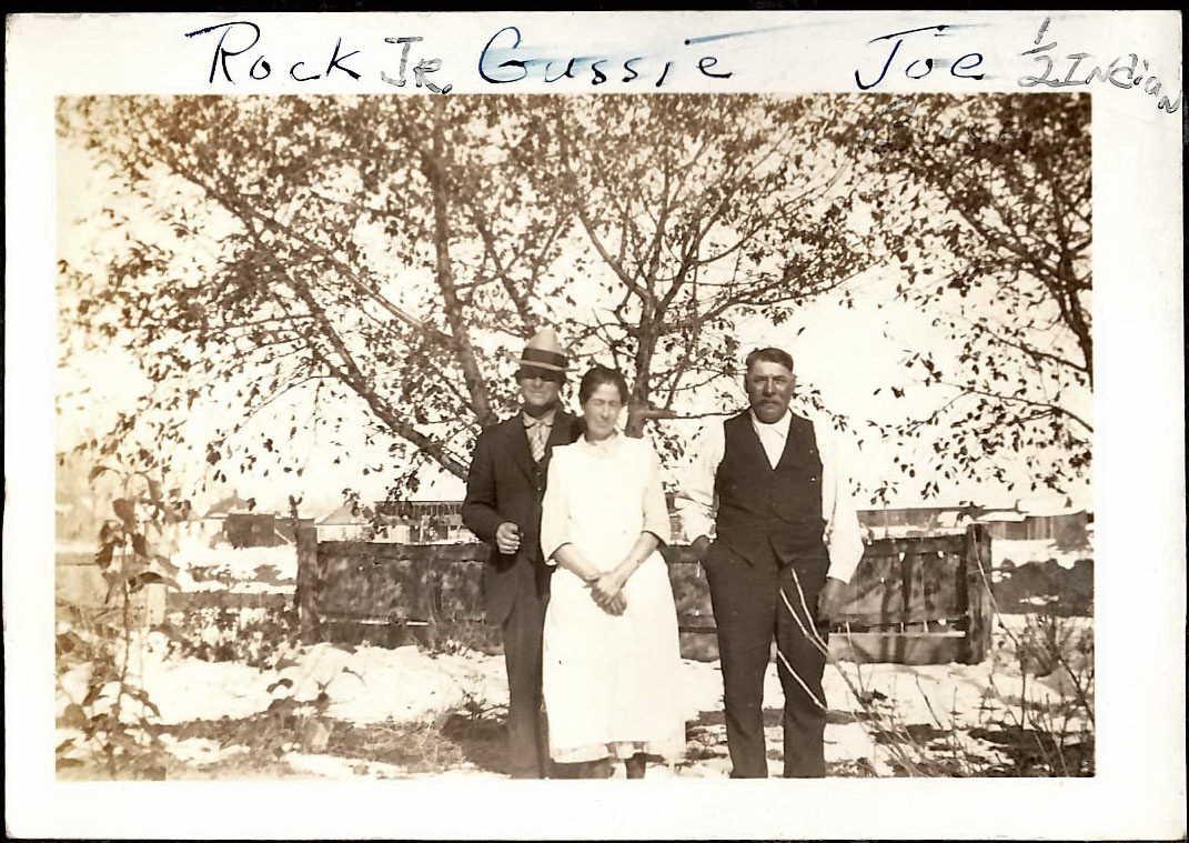 Rock Bush – Early Frontiersman