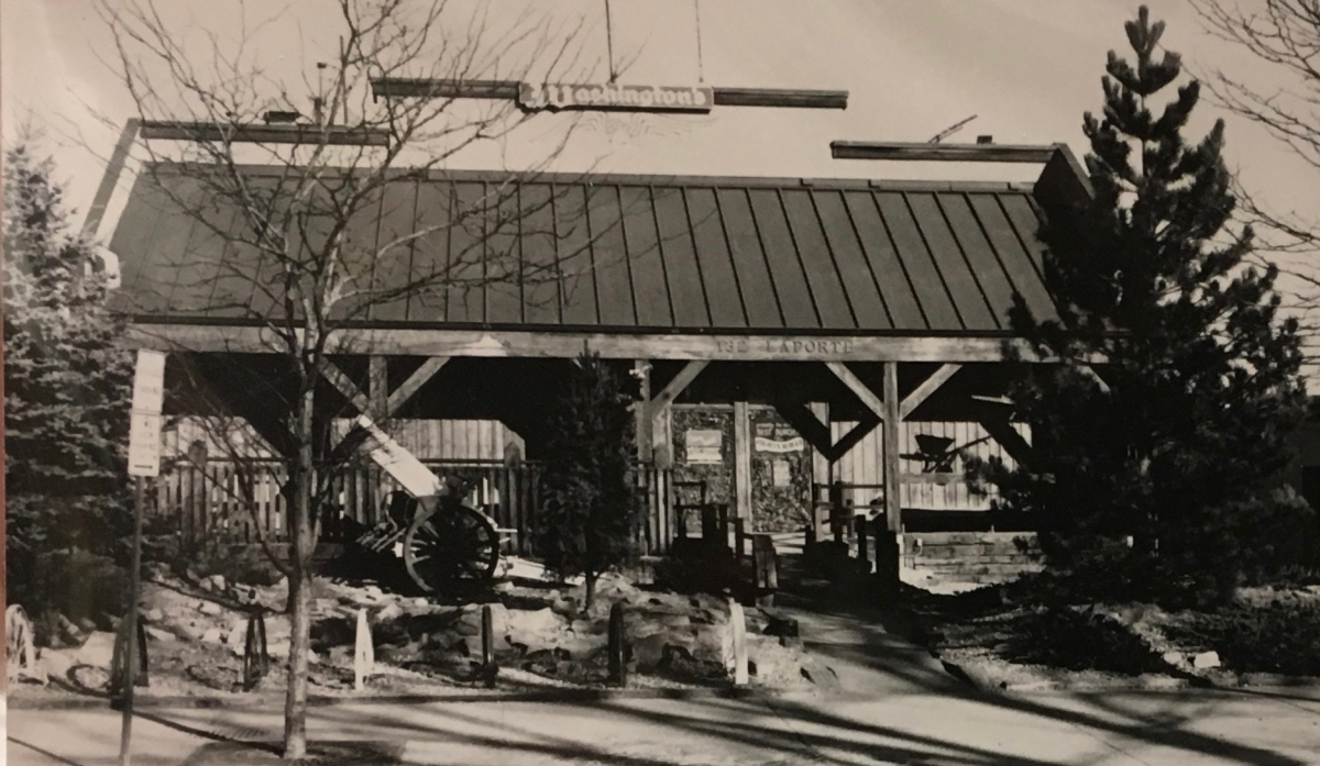 The Akin Building Becomes Washington's Sports Bar & Grill