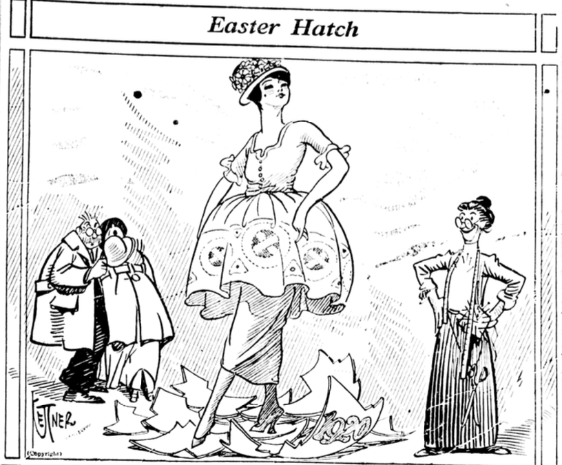 Easter Advertisements