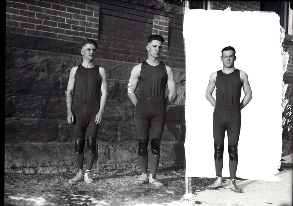 Old Timey Photoshop – Editing images back in the day