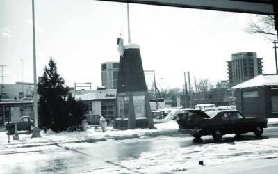 Then & Now – Veterans Memorials