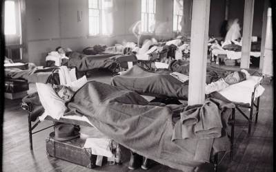 The Influenza Pandemic of 1918 in Northern Colorado