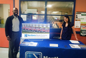 February Is Student Education At Northern Dock Systems