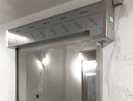 High Speed Fabric Pharmaceutical Doors