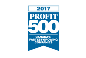 PROFIT 500 Recognizes Northern Dock Systems as One of Canada's Fastest-Growing Companies for Five Consecutive Years