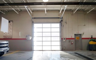 High-speed springless Safedrive operator