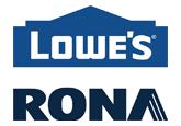 Lowe's and RONA