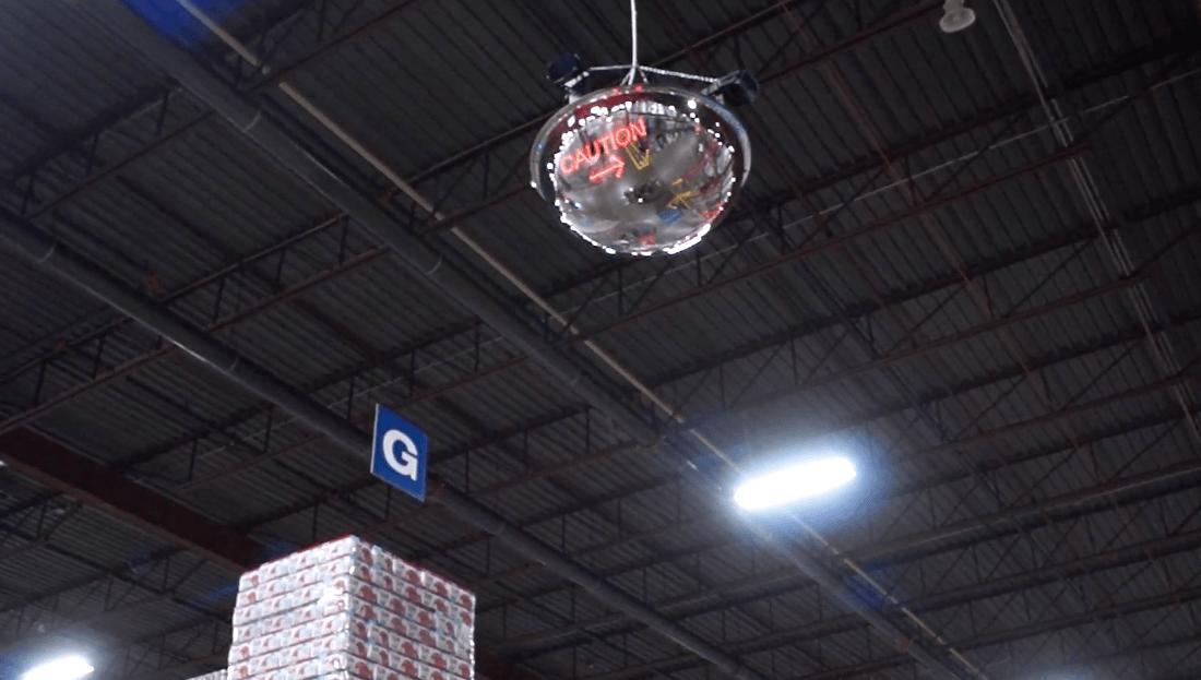 Blue Led Dome Lights