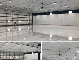 High River Airport Hangar