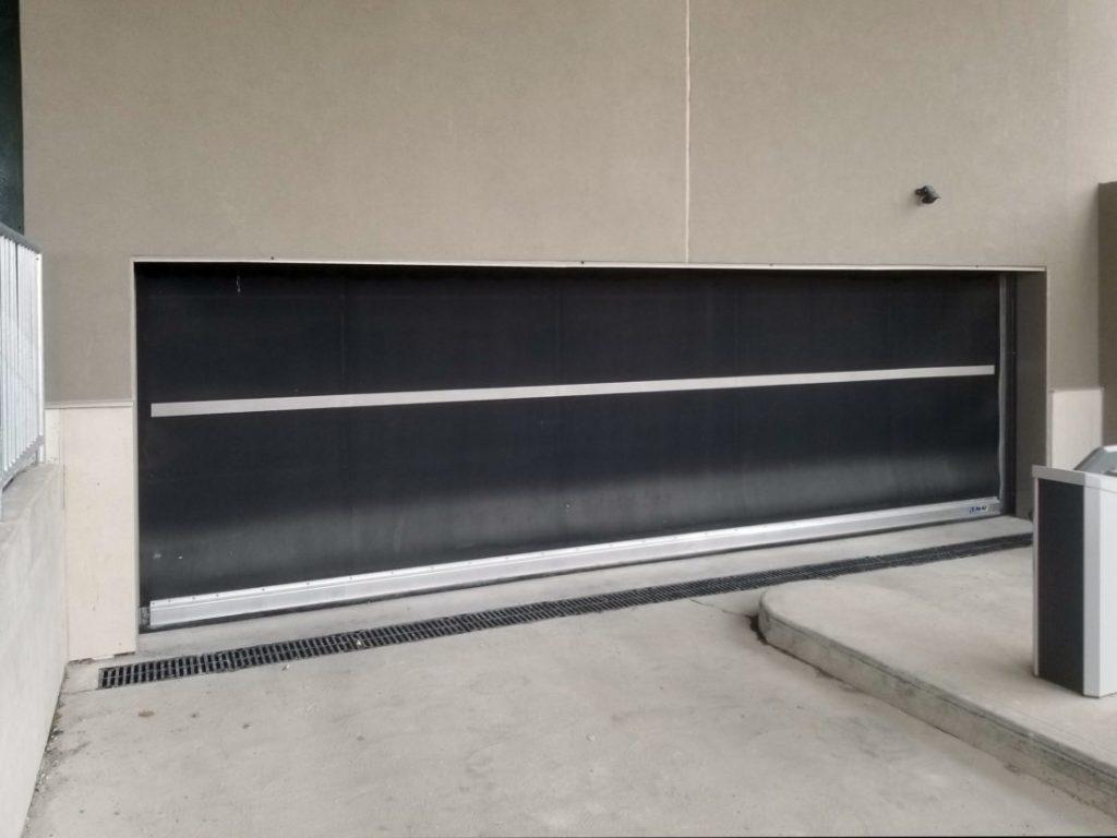 Perimeter Development Corporation – Low Headroom Parking Garage Rubber Door
