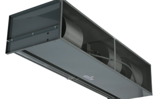 Industrial Direct Drive Air Curtain with Removable Lower Section for 16 foot doors or 20 foot doors