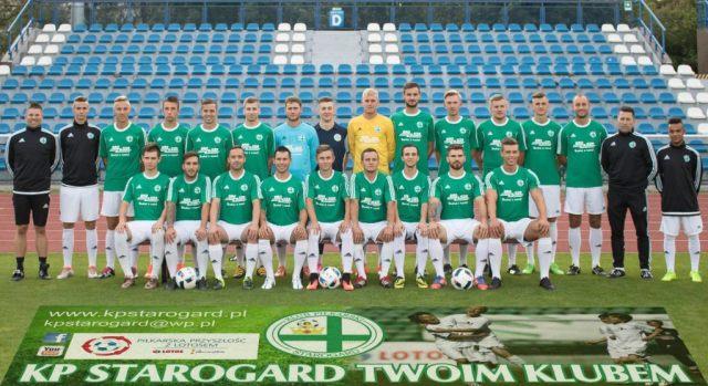 Klub Pilkarski Starogard Gdanski