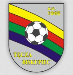 Football team BKS Tęcza Biskupiec