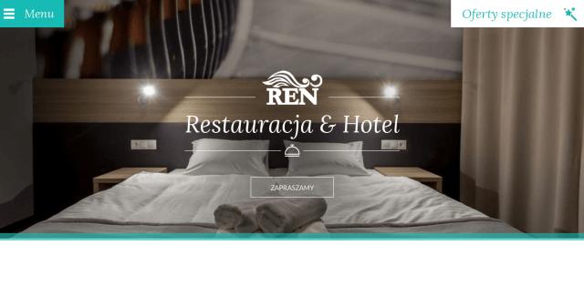 Hotel Ren Starogard Gdanski, Kociewie, Poland