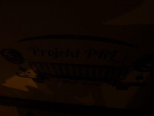 Projekt PRL, quirky communist themed bar in Starogard Gdanski