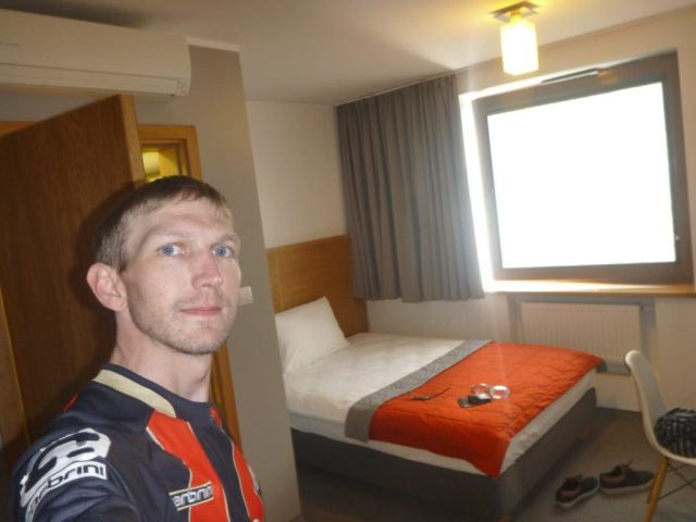 My cosy room at the Link Hotel - luxury in Tczew