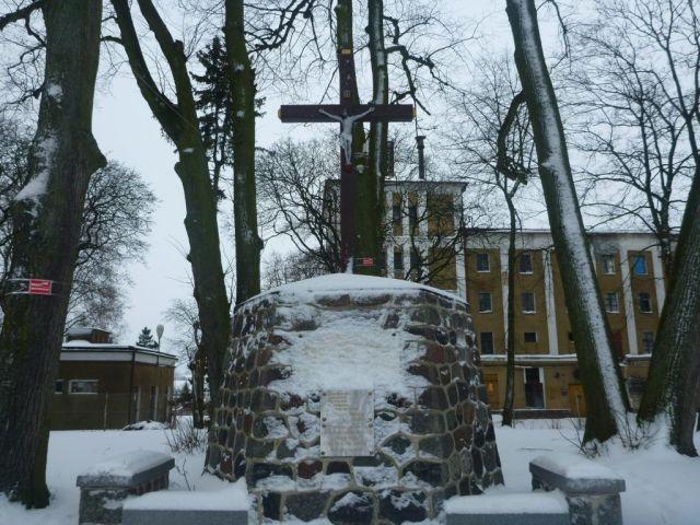 Cross of Jan Pawel II