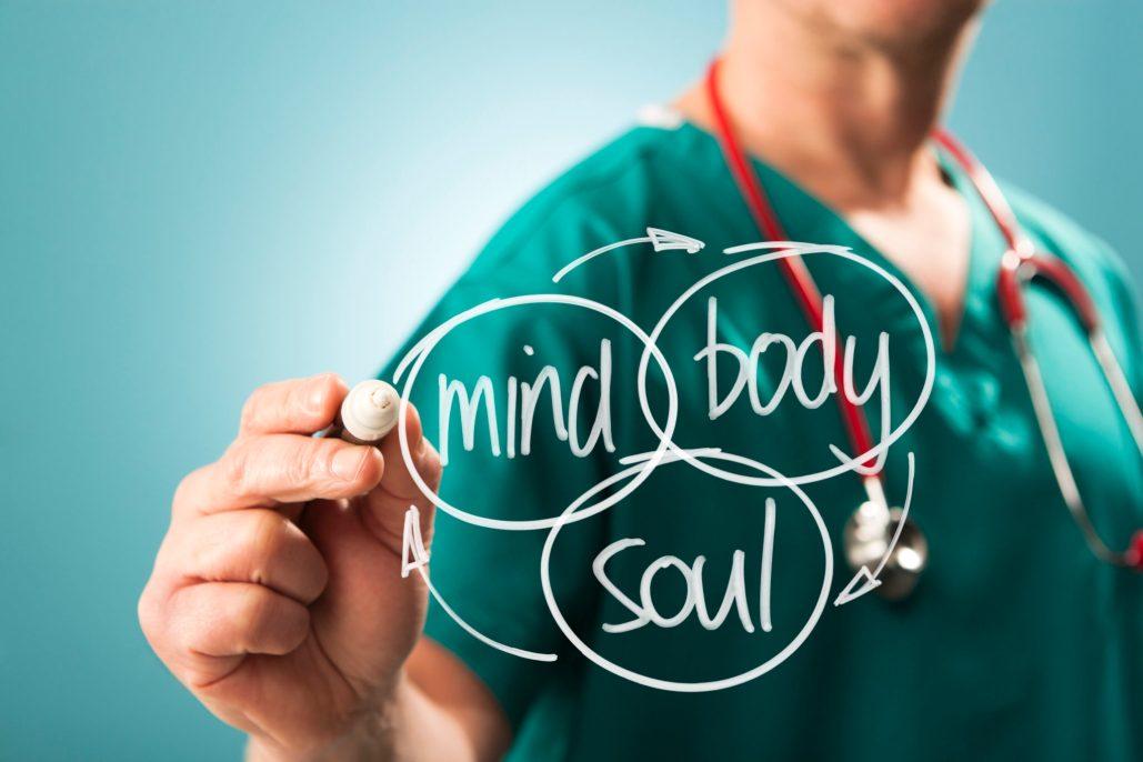Photo mind body soul