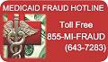 Medicaid Fraud Hotline image