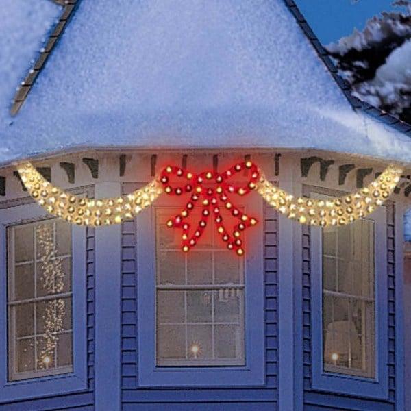 Outdoor Led Globe String Lights