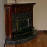 Tan Brown Granite Fireplace Hearth Surround Northern Marble Granitenorthern Marble Granite