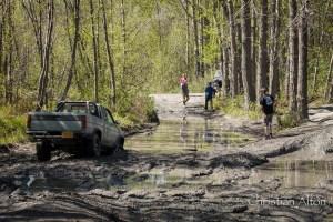 Trail Run, May 16th