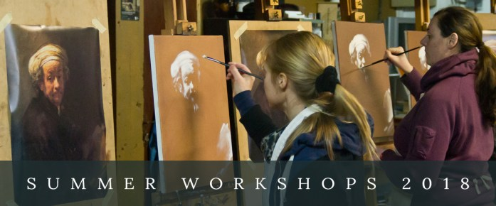 Link to Northern Realist Summer Workshops 2018 webpage