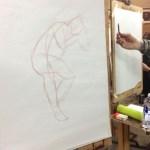 Northern Realist Life Drawing Fundamentals gesture drawing