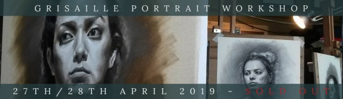 Link to Northern Realist Grisaille Portrait Workshop webpage