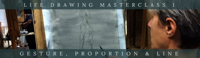 Link to Northern Realist Life Drawing Masterclass webpage