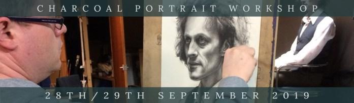 Link to Northern Realist Charcoal Portrait Workshop webpage