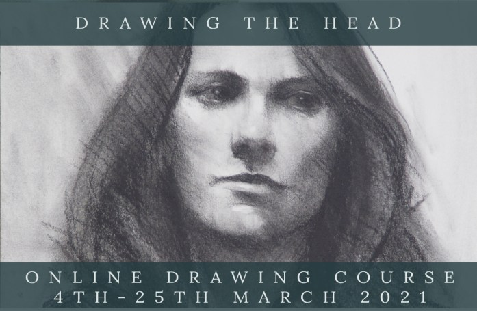 Link to Northern Realist Drawing the Head Online Course webpage