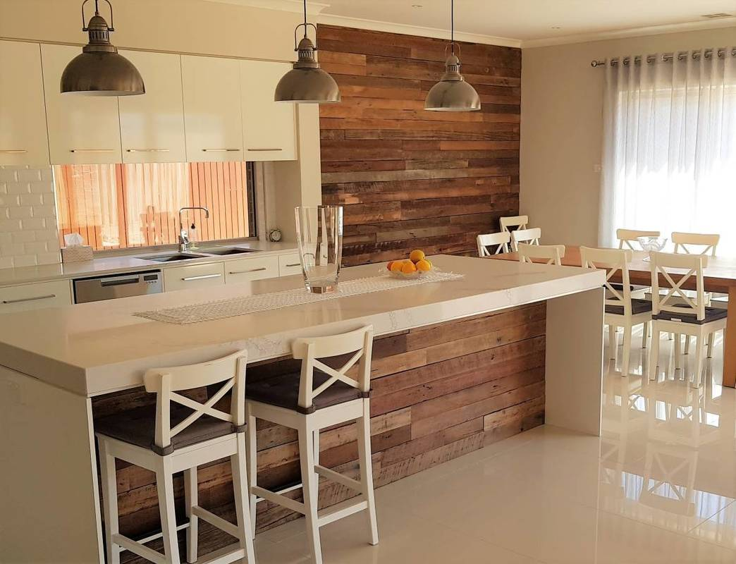 Kitchens Recycled Wood Projects Northern Rivers Timber