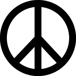 Peace love and hippies, man