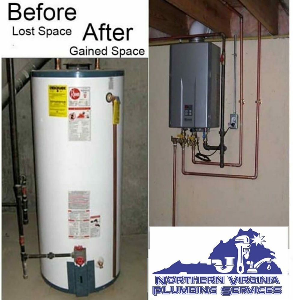 NORTHERN VIRGINIA PLUMBING SERVICES 109 1 - Tankless