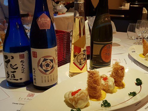 Sake Tasting and Courses Manchester