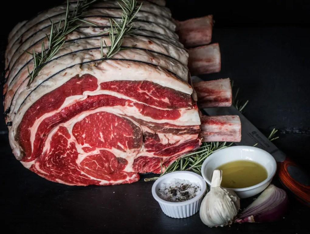 forerib of beef